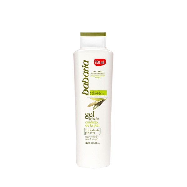 Babaria olive oil gel de baño 600ml