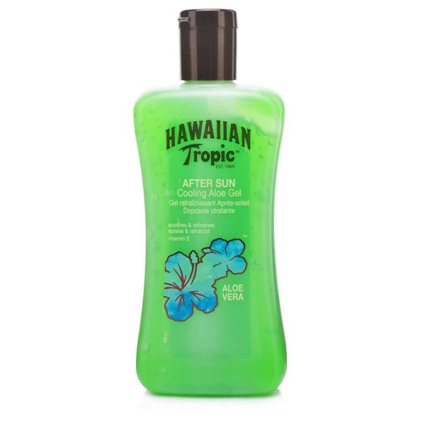 Hawaiian tropic cooling aloe gel after sun 200ml