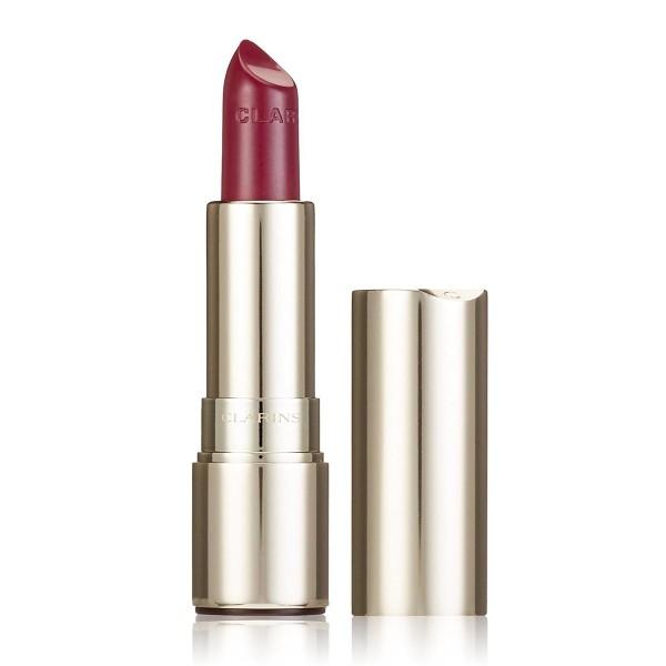 Clarins joli rouge barra de labios 744 soft plum