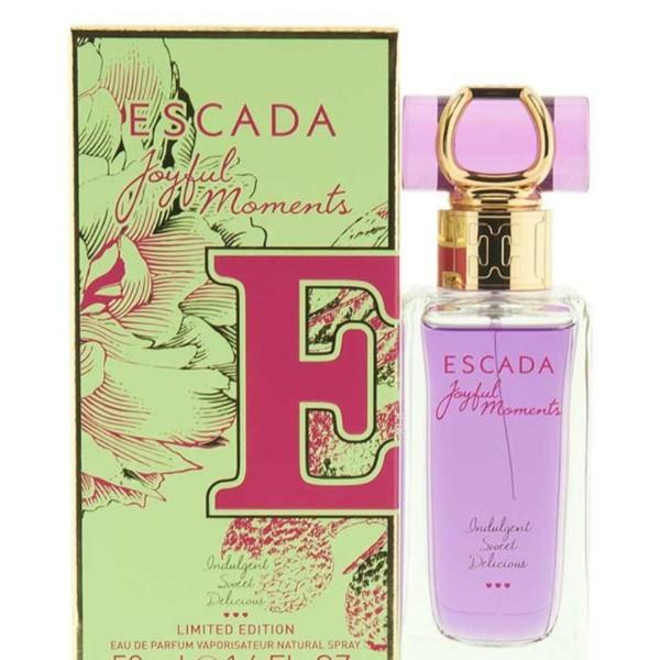 Escada joyful moments eau de parfum 50ml vaporizador