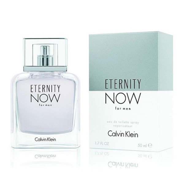 Calvin klein eternity now eau de toilette for men 50ml vaporizador