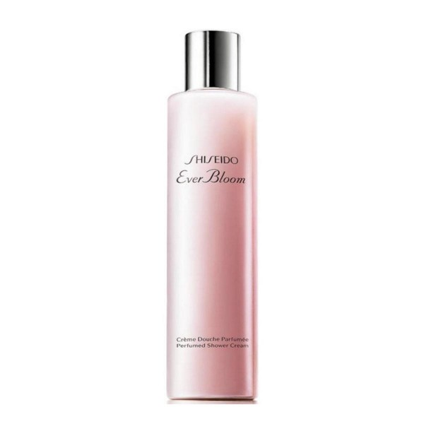 Shiseido ever bloom shower cream 200ml