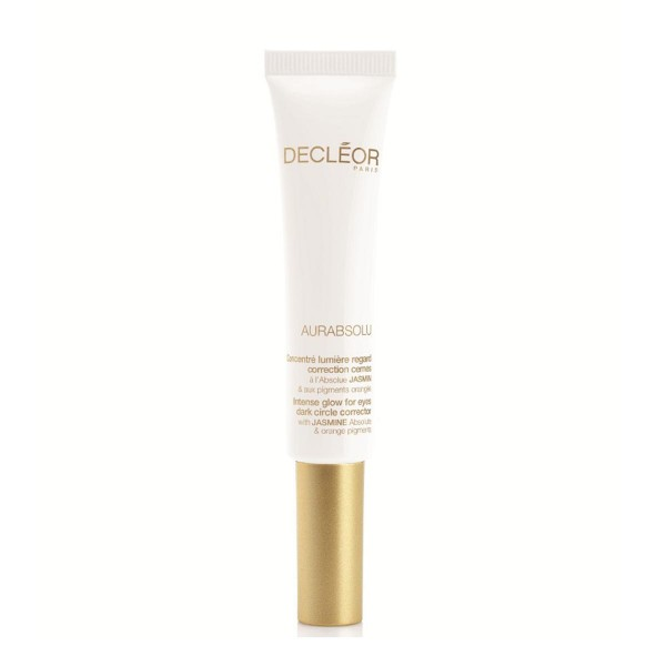 Decleor aurabsolu concentre de lumiere regard correction cernes 15ml