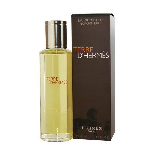 Hermes paris terre d'hermes eau de toilette recarga 125ml