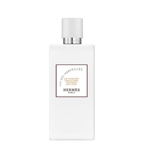 Hermes paris eau des merveilles leche corporal 200ml