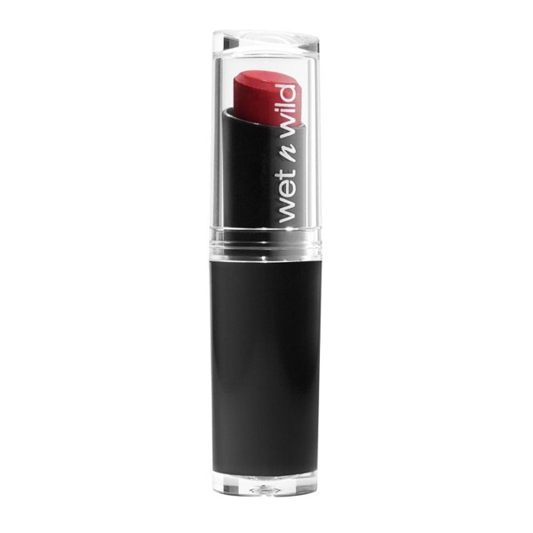 Wetn wild megalast barra de labios spotlight red