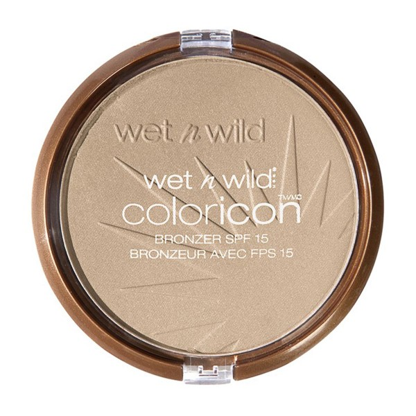 Wetn wild coloricon spf15 bronzer reserve your cabana