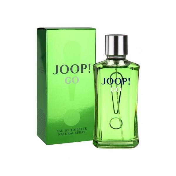 Joop go eau de toilette 200ml vaporizador