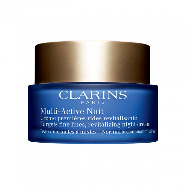 Clarins multi-active crema de noche piel normal 50ml
