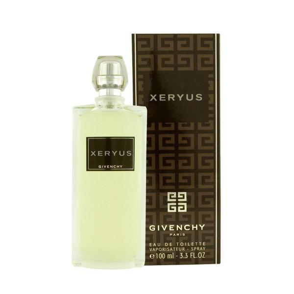 Givenchy xeryus eau de toilette 100ml vaporizador