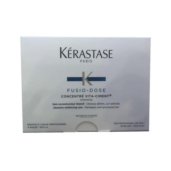 Kerastase f fusiodose concentre tratamiento ceramide vita-ciment 120ml