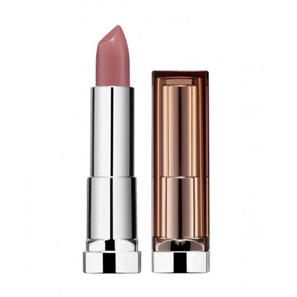 Maybelline sensational blushed nudes barra de labios 207 pink fling