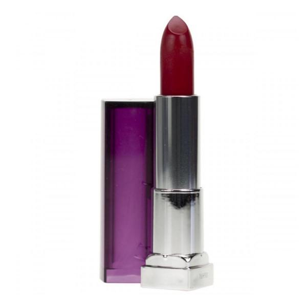 Maybelline color sensational barra de labios 547 pleasure me red