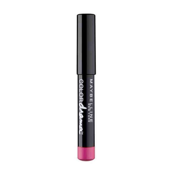 Maybelline color drama barra de labios 150 fucshia desire