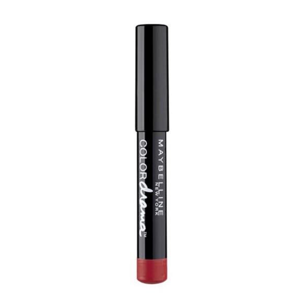 Maybelline color drama barra de labios 510 red essential