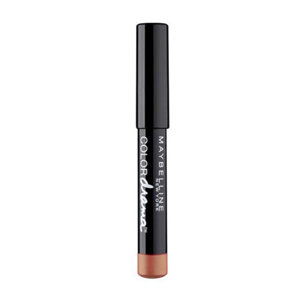 Maybelline color drama barra de labios 630 nude perfection