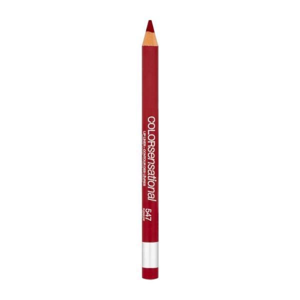 Maybelline color sensational perfilador labial 547