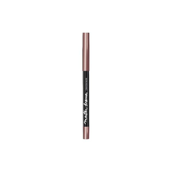 Maybelline masterdrama crayon nude 020 rose pearl