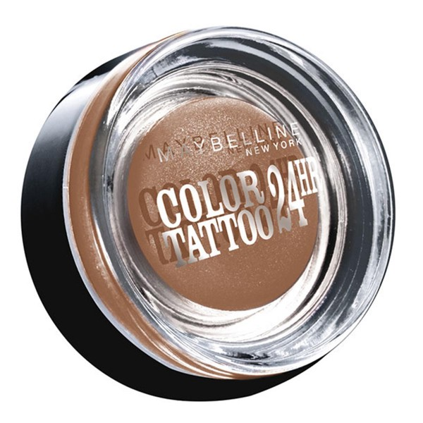 Maybelline color tattoo 24h sombra de ojos 035 ond and on bronze