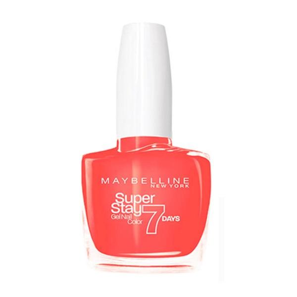 Maybelline superstay 7d laca de uñas 460 couture orange