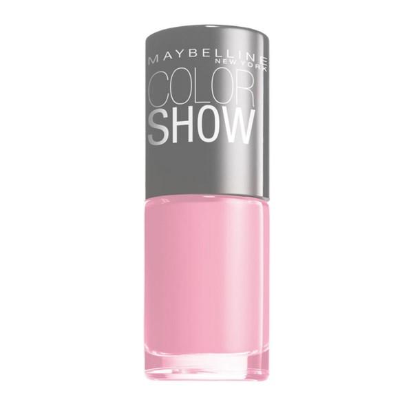 Maybelline color show laca de uñas 262 pink boom