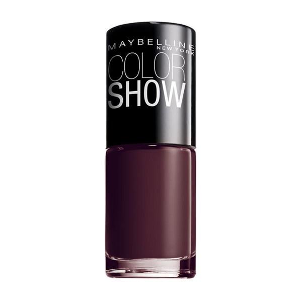Maybelline color show laca de uñas 357 burgundy kiss