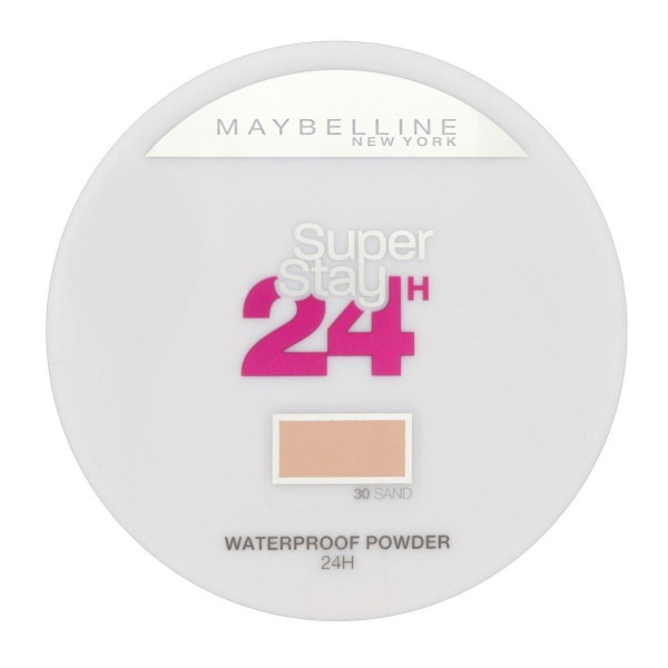 Maybelline superstay 24h waterproof powder 30 sand