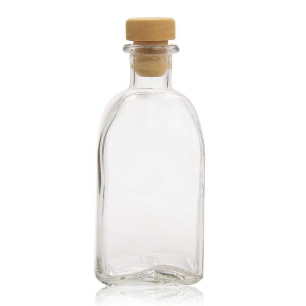 Aromalia frasco de cristal 100ml con tapon