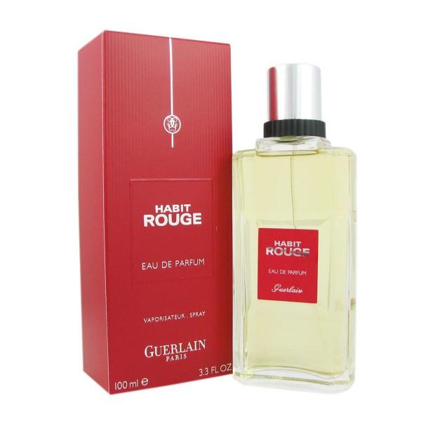 Guerlain habit rouge eau de parfum 100ml vaporizador