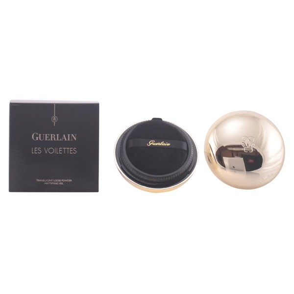 Guerlain les violettes translucent loose powder light
