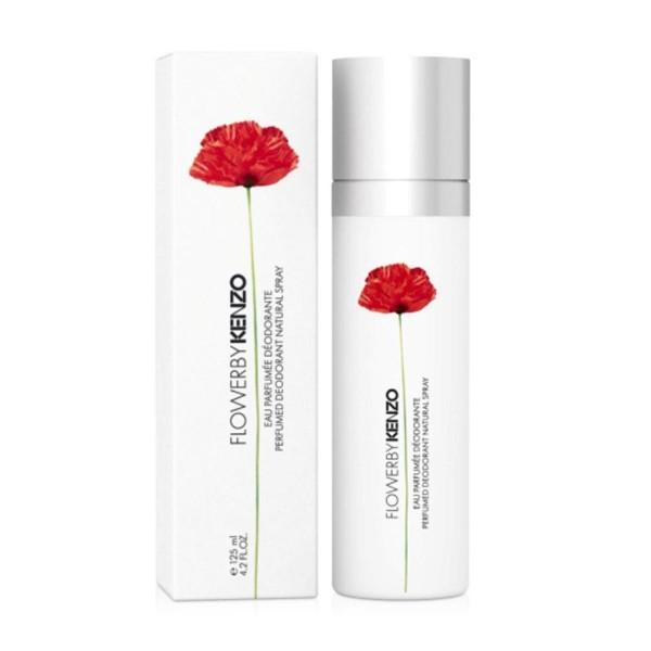 Kenzo flower by kenzo desodorante eau parfumee 125ml vaporizador