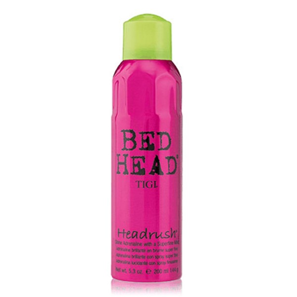 Tigi bed head headrush spray 200ml vaporizador