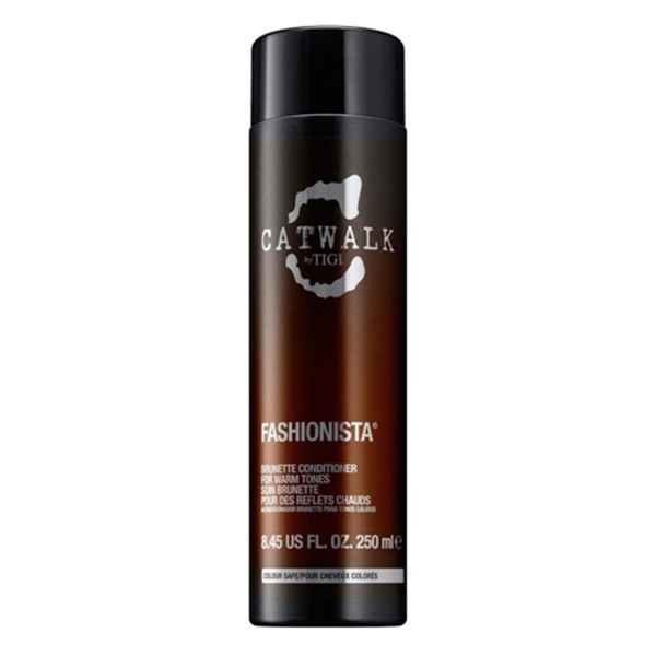 Tigi catwalk fashionista brunette acondicionador 250ml