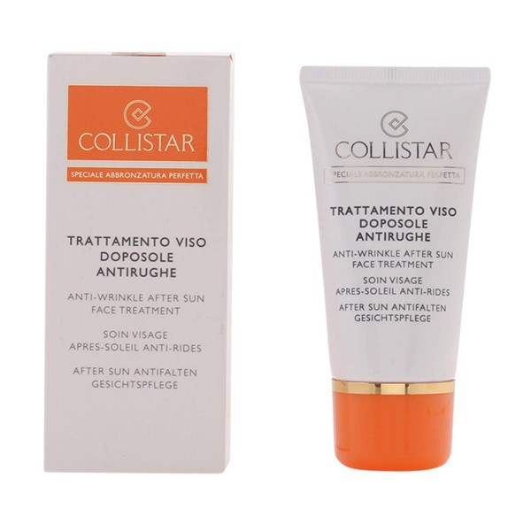 Collistar trattamento viso doposole antirughe tratamiento after sun 50ml