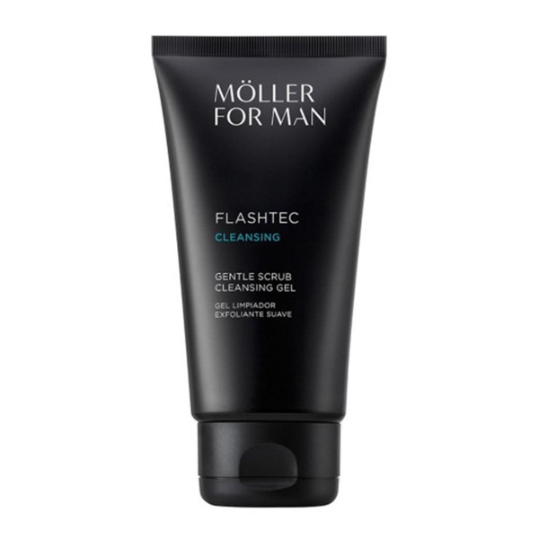 Anne moller for man flashtec cleansing gel 125ml