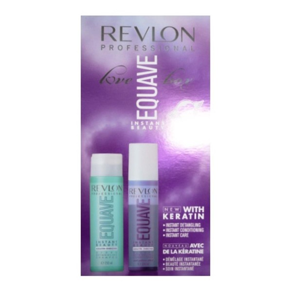 Revlon equave love box champu 250ml + acondicionador 200