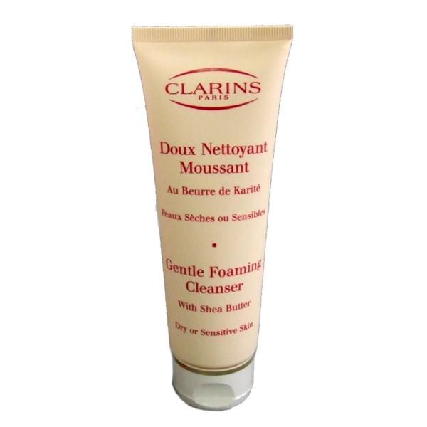 Clarins doux nettoyant creme moussant piel seca 200ml