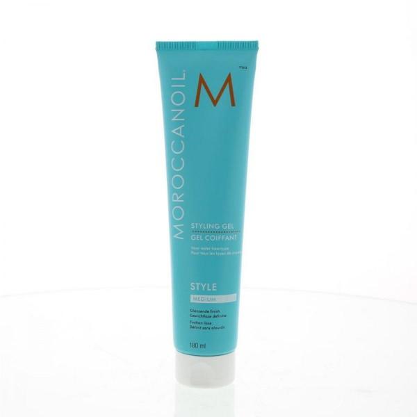 Moroccanoil style gel medium 180ml