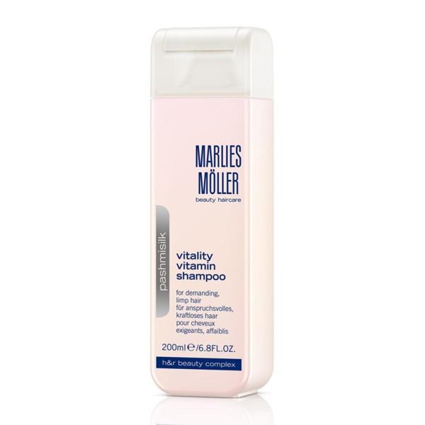 Marlies moller pashmisilk champu vitality vitamin 200ml