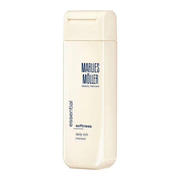 Marlies moller essential champu diaro rico softness 200ml