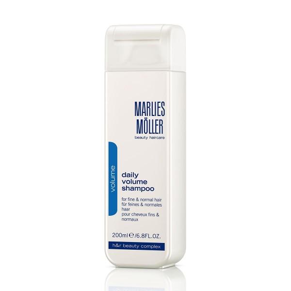 Marlies moller volume champu diaro cabello fino 200ml