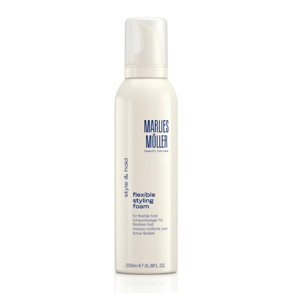 Marlies moller style&hold espuma flexible 200ml