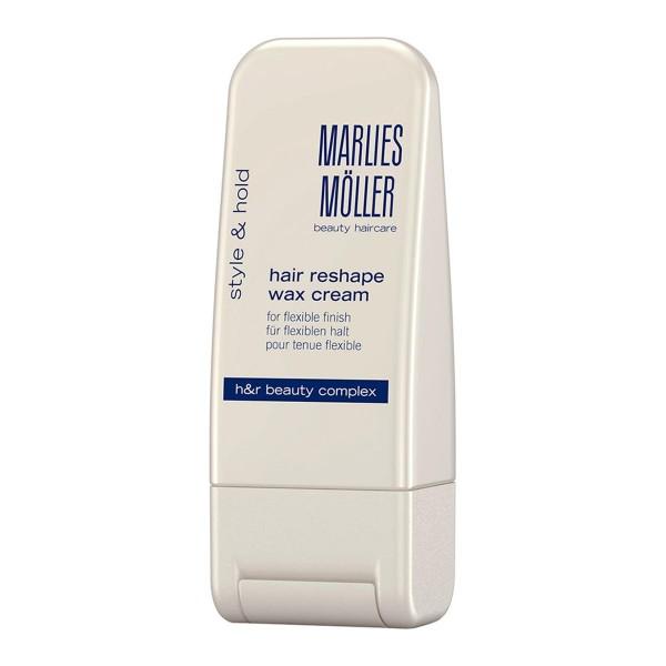 Marlies moller style&hold cera en crema hair reshape 100ml