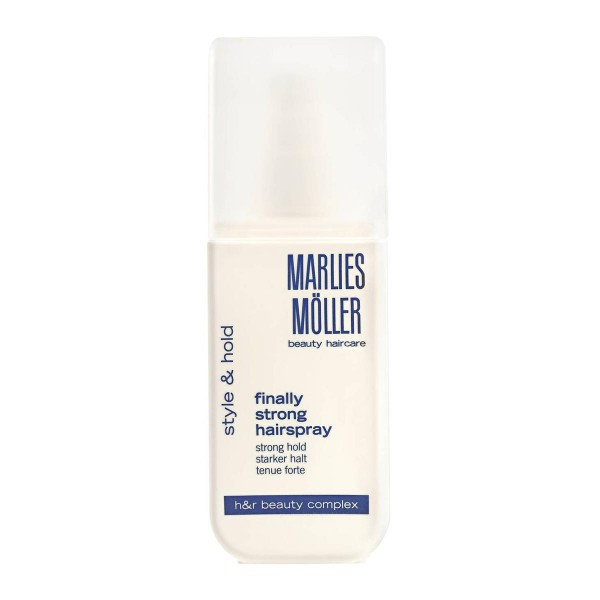 Marlies moller style&hold spray finally strong 125ml vaporizador