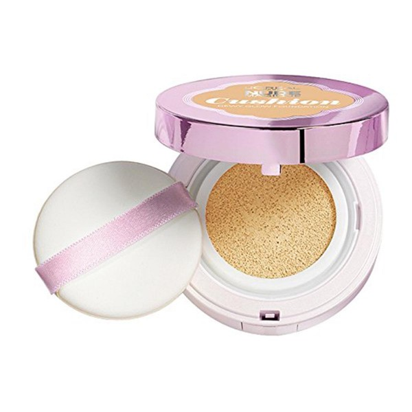 Loreal nude magique cushion powder 07 golden beige