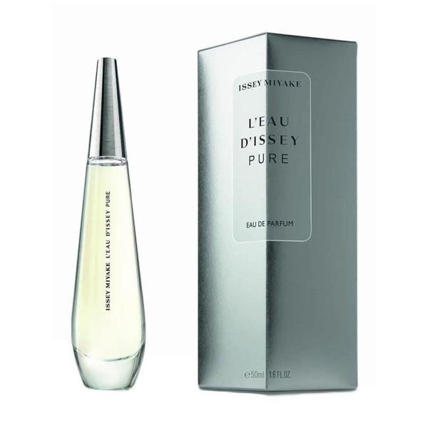 Issey miyake l'eau d'issey pure eau de parfum 50ml vaporizador