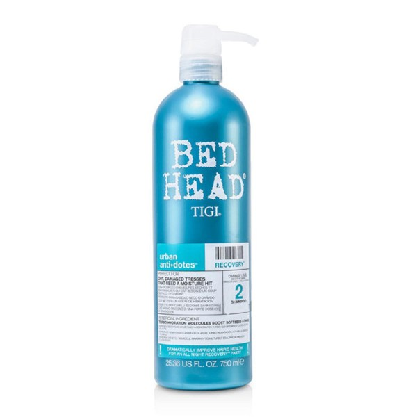 Tigi bed head urban anti-dotes recovery champu 750ml
