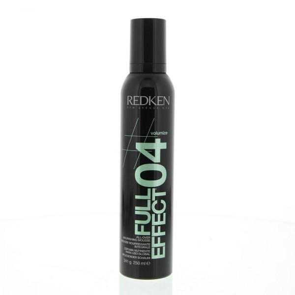 Redken full effect espuma 04 250ml