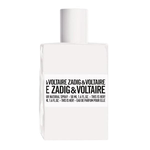 Zadig&voltaire this is her eau de parfum 30ml vaporizador