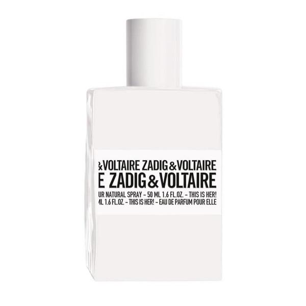 Zadig&voltaire this is her eau de parfum 50ml vaporizador